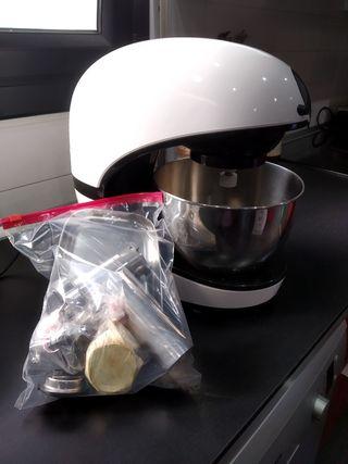 robot mezcladora batidora picadora melissa