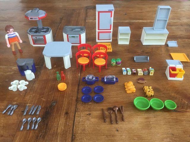 Cocina playmobil 4283