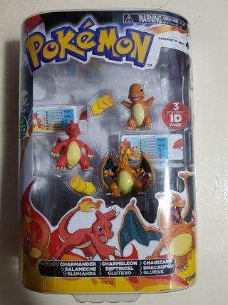 Colección de Pokémon charizard