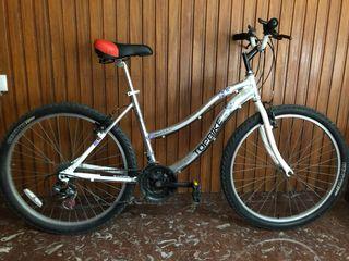 Bici TopBike 80S aluminio 26 MTB ciudad paseo