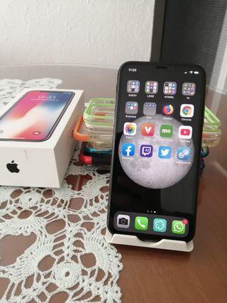 Iphone x recojo movil