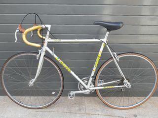 Bicicleta clásica carretera Massi