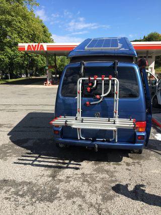 Furgoneta camper Volkswagen Multivan T4 negociable