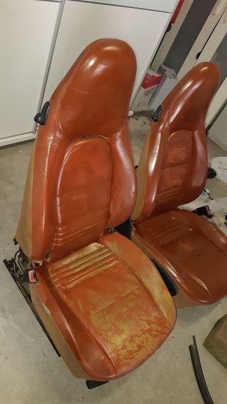 asientos porsche boxster 986
