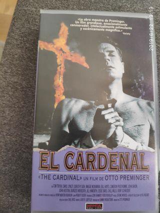 El cardinal vhs
