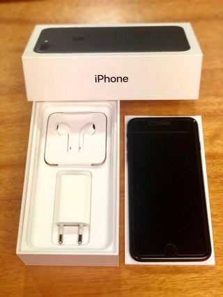 IPhone 7 Plus 128 GB negro mate