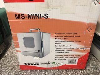 Mini microondas camping