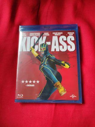 Kick Ass precintada