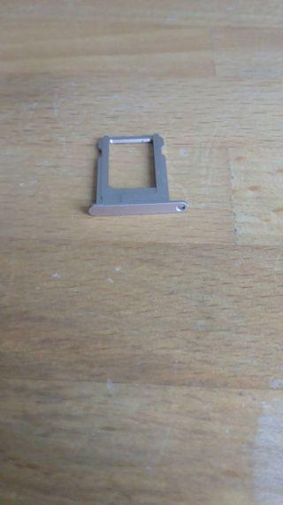 Soporte tarjeta SIM iPhone 5S