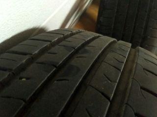 Llantas con neumáticos seat exeo