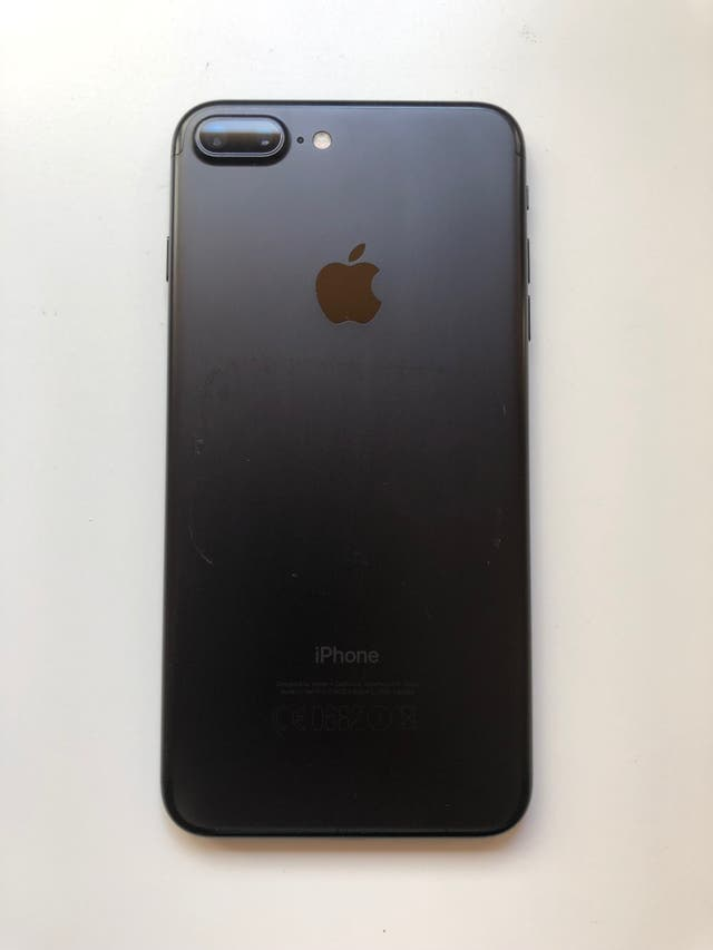 IPhone 7 Plus 256gb - Caja y accesorios originales