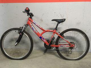 Bicicleta juvenil Orbea