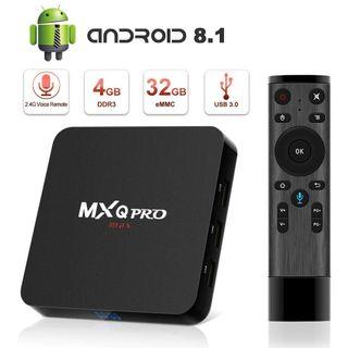 Smart TV Box Quad Core 4GB RAM+32GB ROM