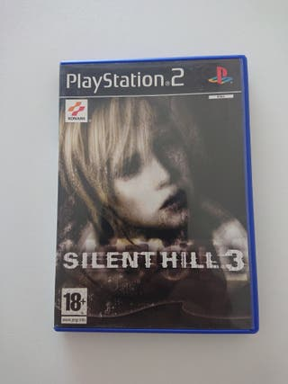 silent hill 3, ps2