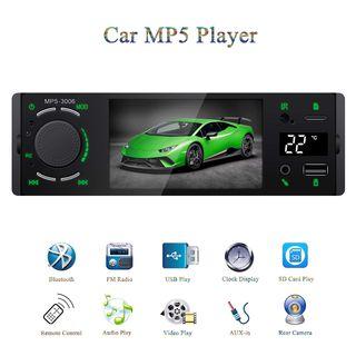 Bluetooth Autoradio con pantalla de 4.1 1080