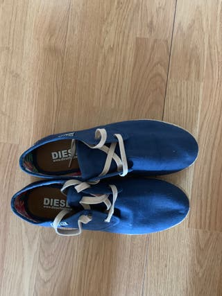 Zapatillas Diesel nuevas hombre T43