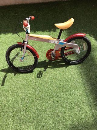 Bicicleta imaginarium 18 pulgadas