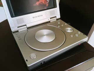 Reproductor DVD Blue Sens