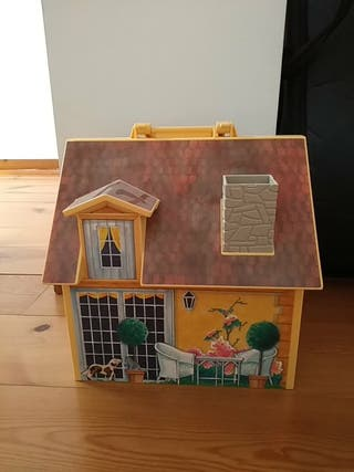 Casa pleglabe Playmobil