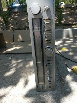 radio amplificador