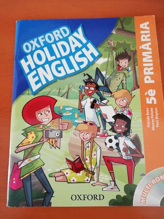Oxford Holiday English 5