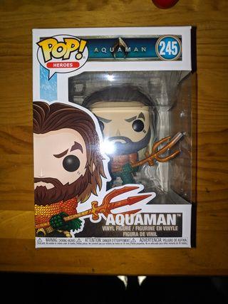 Funko Pop Figura Dc Aquaman