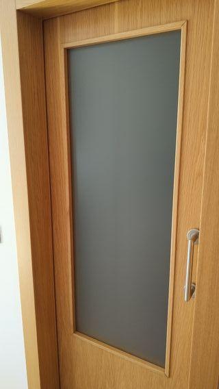 Puerta salón/cocina