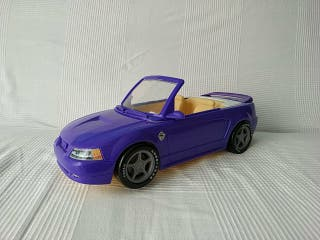 Coche Mustang Barbie