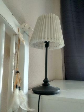 lámpara de en segunda en de mano Alcorcón WALLAPOP Pantallas 76ybgYf