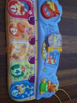 juguete bebe marca Vtech