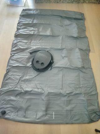 Colchon hinchable decathlon confort 120cm