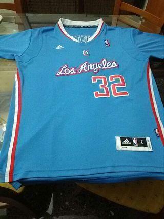 camiseta de baloncesto nba