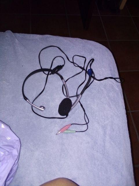 cascos con micro para teleoperador@s