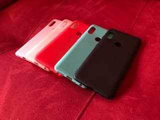 Fundas Xiaomi Redmi Note 5 (5 unidades)