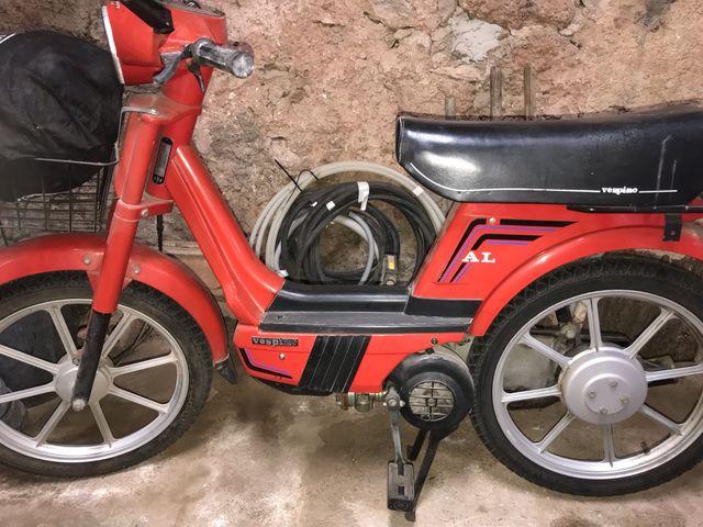 Motocicleta vespino