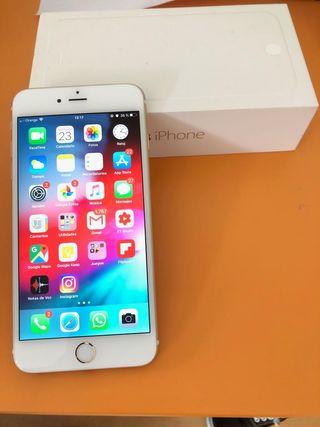 Iphone 6 plus 64gb dorado