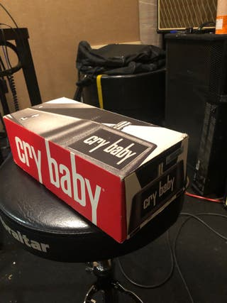 Pedal Dunlop Cry Baby GCB 95
