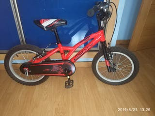 Bicicleta Monty Kids 103_ Niño