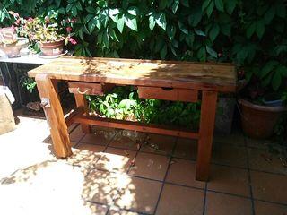 mesa carpintero
