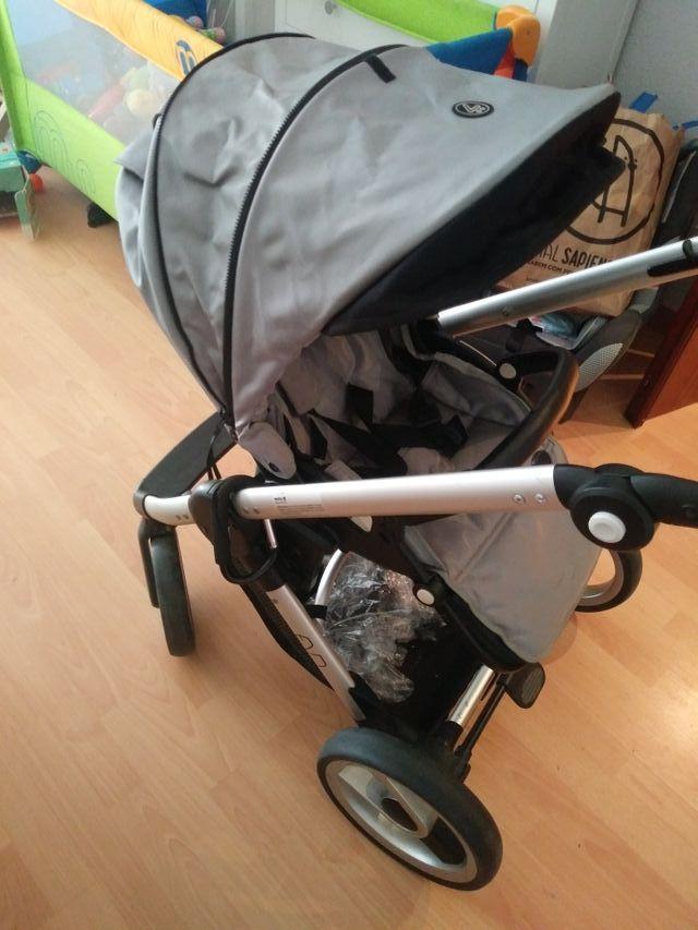 "Cotxet de bebé ""Mutsy Evo/cochecito de bebe"