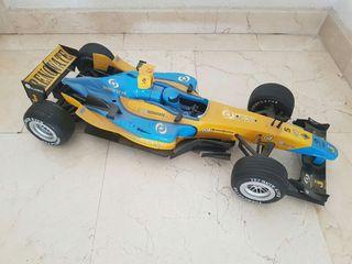 Réplica coche F1 Fernando Alonso.