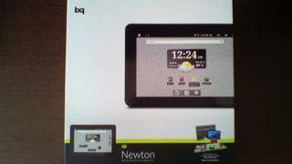 Tablet bq con accesorios extras