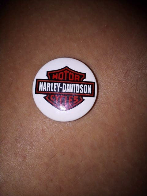 chapa motor Harley Davidson cycles