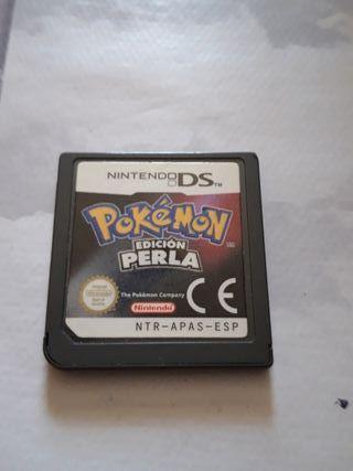 juego de Pokémon edicion perla