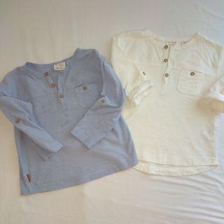 Camisetas Zara niño