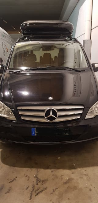 Mercedes-Benz Viano 2013