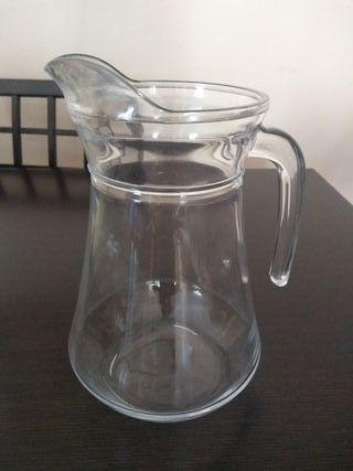 regalo jarra vidrio