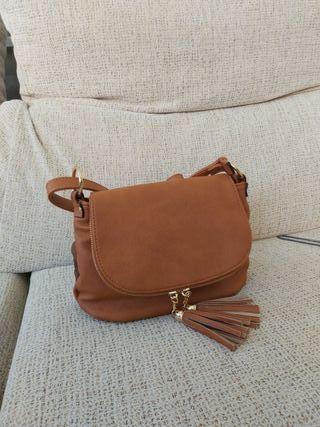 Bolso marrón sin estrenar