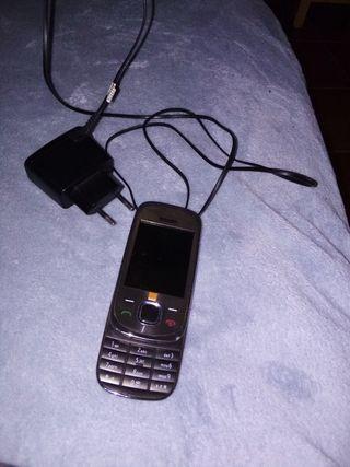 Nokia 7230 Negro con Cargador