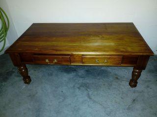 mesa baja de salon